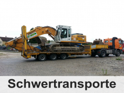Bolzli Transport AG - Schwertransporte Burgdorf